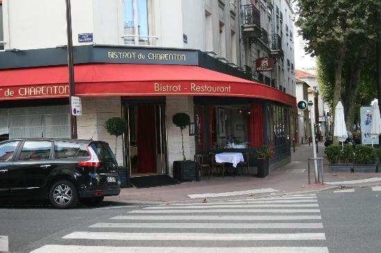 Charenton-le-Pont, فرنسا: Bistrot de Charenton 