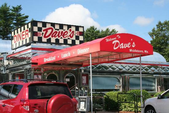 Review Of Dave S Diner Middleboro Ma Tripadvisor