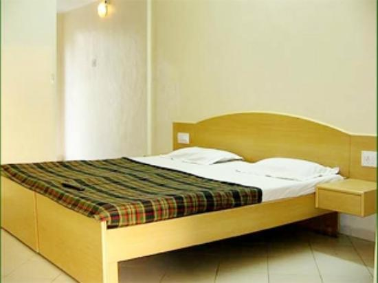 Girija Hotel: standard room