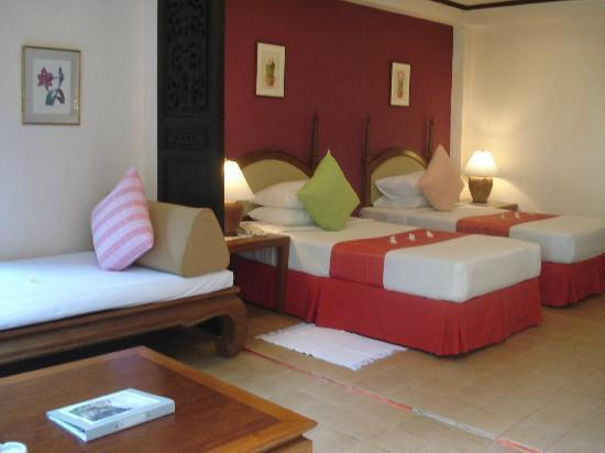 White House Beach Resort & Spa: Номер отеля (твин)