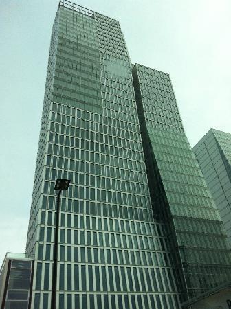 Jumeirah Frankfurt : Building Complex