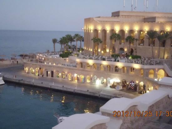 Citadel Azur Resort : from the above