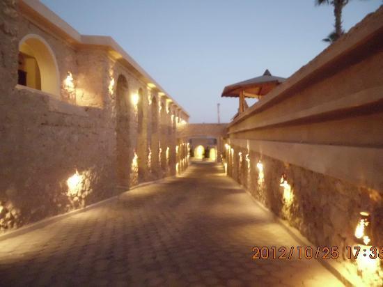Citadel Azur Resort : citadel style