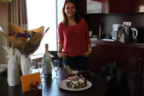 Adagio City Aparthotel : Wife's 40th Birthday!