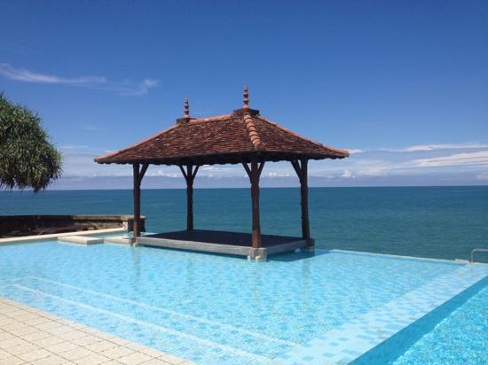Saman Villas: pool