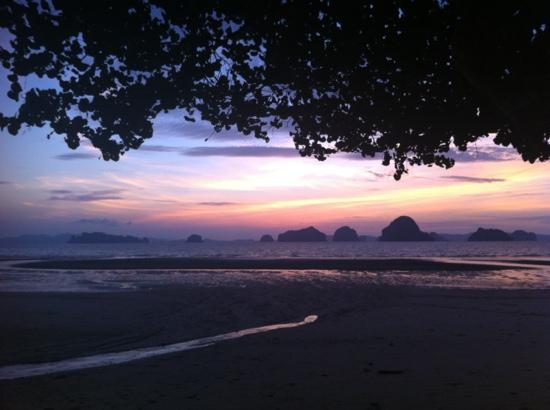 The Tubkaak Krabi Boutique Resort: breathtaking view