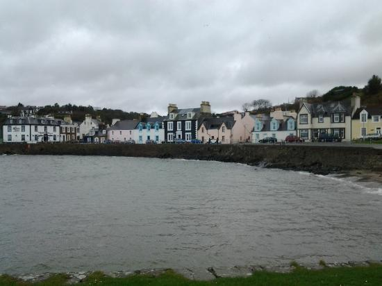 Rhins of Galloway: only a short drive to the pretty town of portpatrick