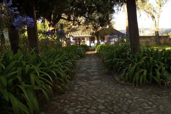 Garden Cottage, Hacienda Cusin