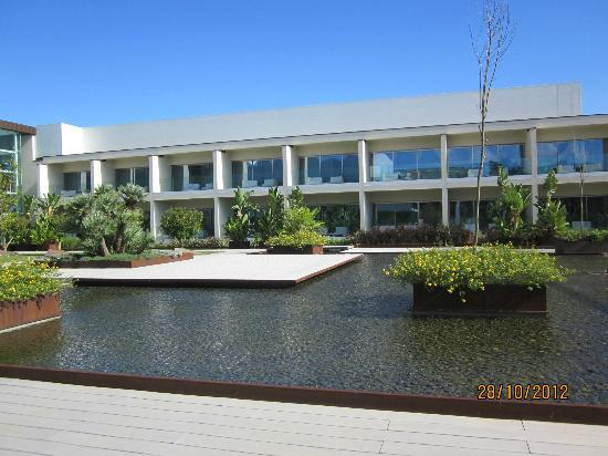 Onyria Marinha Edition Hotel & Thalasso: Innergård