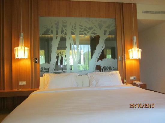 Onyria Marinha Edition Hotel & Thalasso: Superskön säng