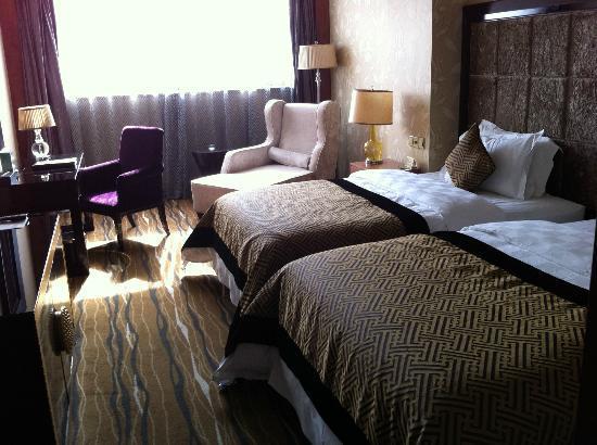 Wahaha Hotel Beijing Longfusi: Double room