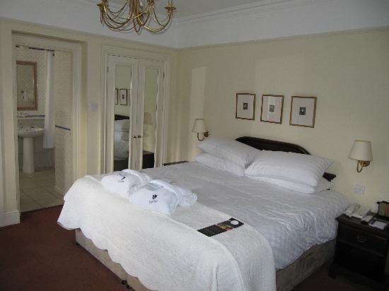 Macdonald Swan Hotel: Bedroom