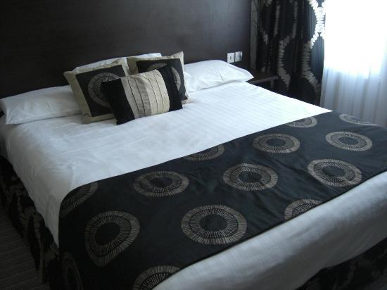 BEST WESTERN York House Hotel: Bed
