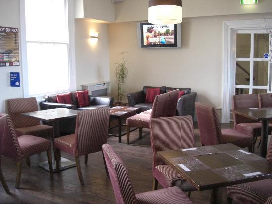 BEST WESTERN York House Hotel: Bar 