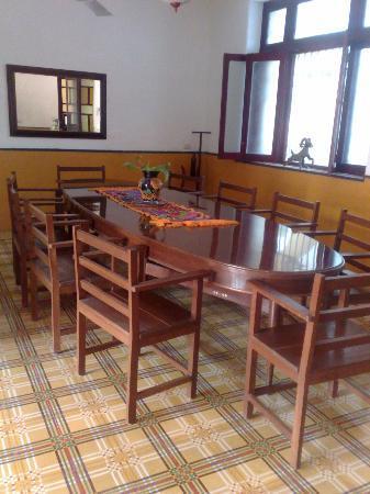 Luz En Yucatan: Dining Room