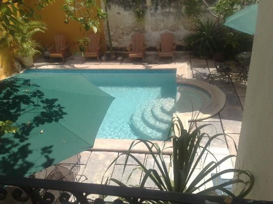 Luz En Yucatan: Ditto, can you tell I liked the pool?