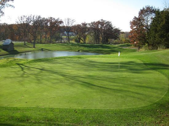 Holiday Inn Club Vacations Fox River Resort: Par 3 course