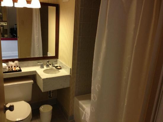 Sheraton Centre Toronto Hotel: Bathroom