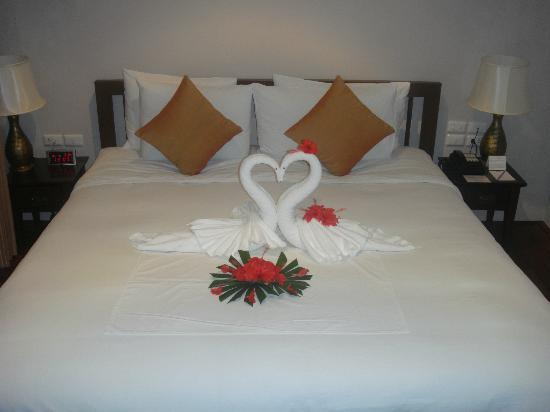 Holiday Inn Resort Phi Phi Island: Our welcome