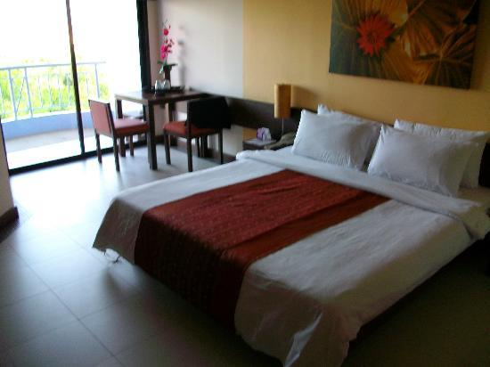 Mercure Pattaya Hotel: my room