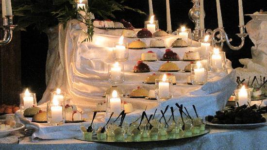 Ristorante La Nave: Una delle scalinate più dolci che siano mai viste...