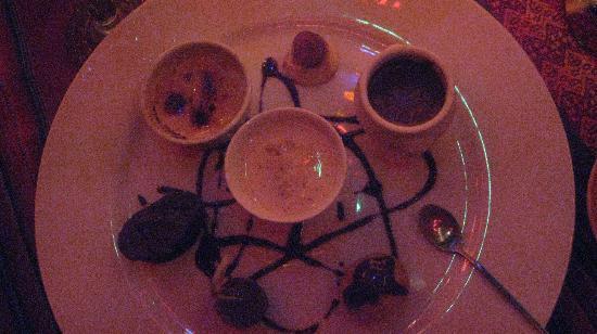 Lolo Lorena: Dessert course