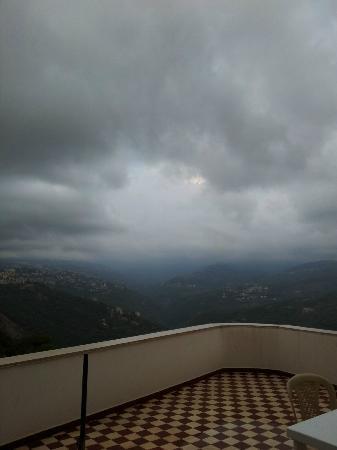 Hotel Wakim: Rainfall