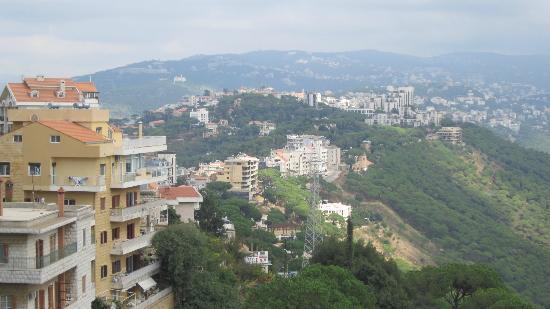 Hotel Wakim: View
