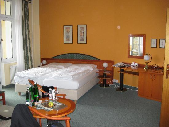Hotel Villa Regent: Das Zimmer Nr.12