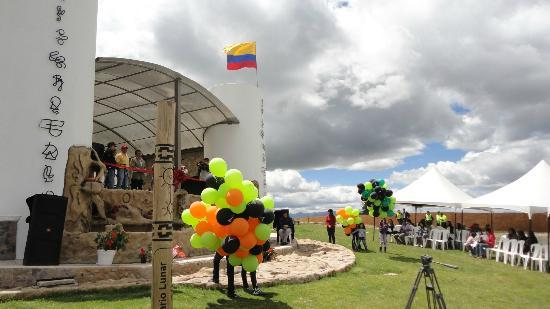 Paipa, Colombia: Parque Manoa, Boyacá