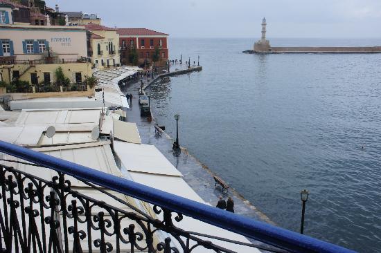 Hotel Nostos: view