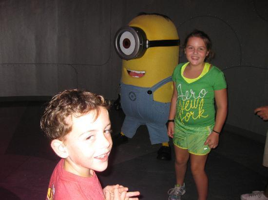 Universal Studios Florida: Minions!
