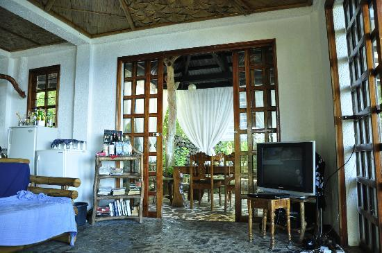 Casa Roca Inn: view of the dining area