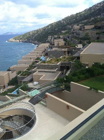 Daios Cove Luxury Resort & Villas: ROOMS AND SUITES