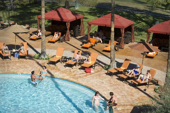 The Scottsdale Resort at McCormick Ranch: Stillman Pool Cabanas