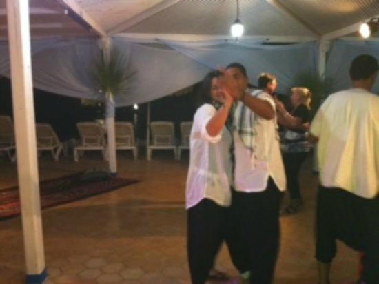 Hotel Djerba Les Dunes: soiree tunisienne