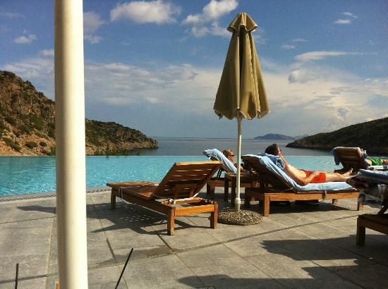 Daios Cove Luxury Resort & Villas: POOL AREA