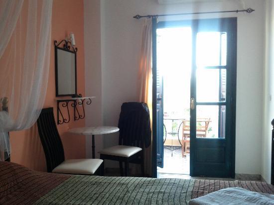 Villa Danay: im Zimmer