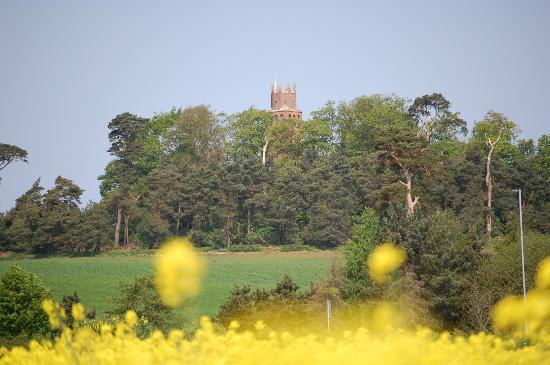 Faringdon Folly Tower and Woodland: Faringdon Folly