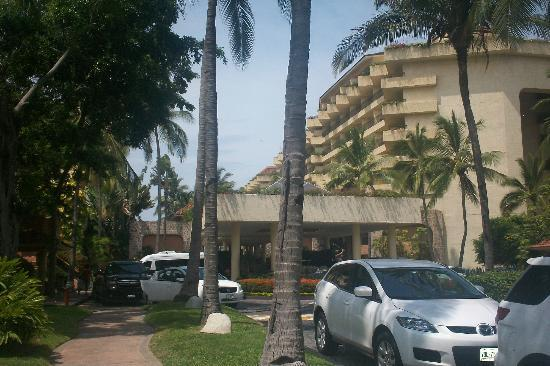 CasaMagna Marriott Puerto Vallarta Resort & Spa: Main entrance