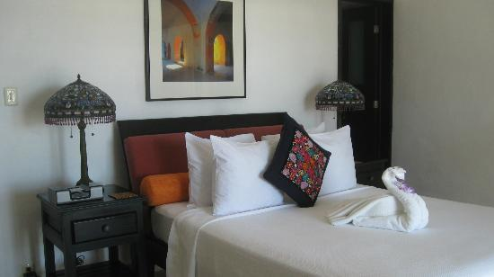 Casa Sirena Hotel: immaculate rooms