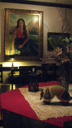 Casa Sirena Hotel: dining room