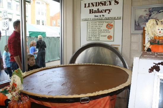 Lindsey Bake Shop