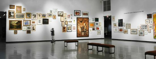 Castellani Art Museum of Niagara University: Main Gallery at the Castellani Art Museum