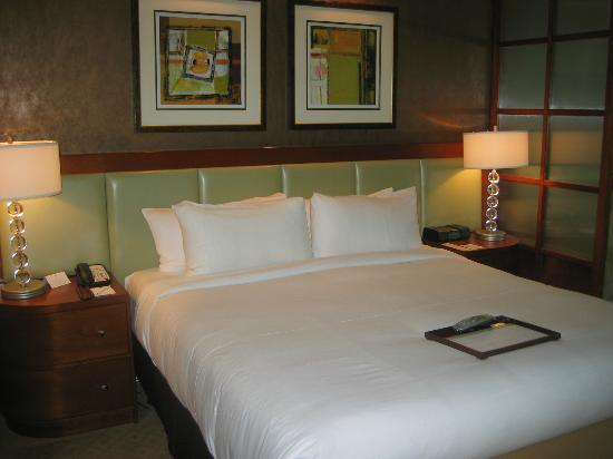 King Size Bed Picture Of Signature At Mgm Grand Las