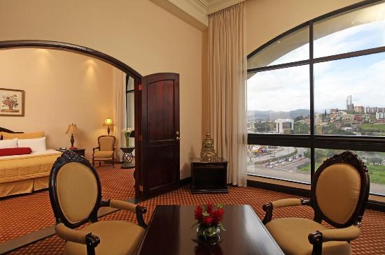 Clarion Hotel Real Tegucigalpa: Presidential suite