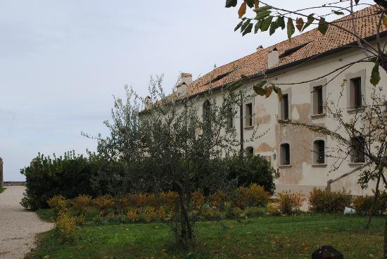 Masseria Astapiana Villa Giusso: esterno