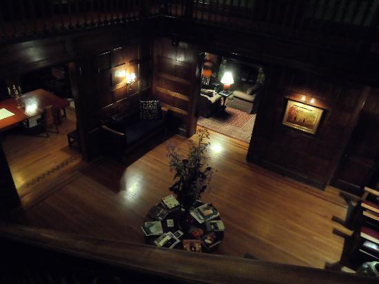 The Inn at Hudson : Interior of Inn