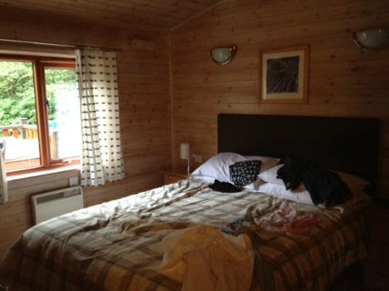 Darwin Forest Country Park: Bedroom