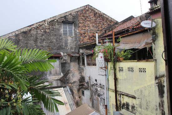 Jalan-Jalan: Vue de la chambre des parents